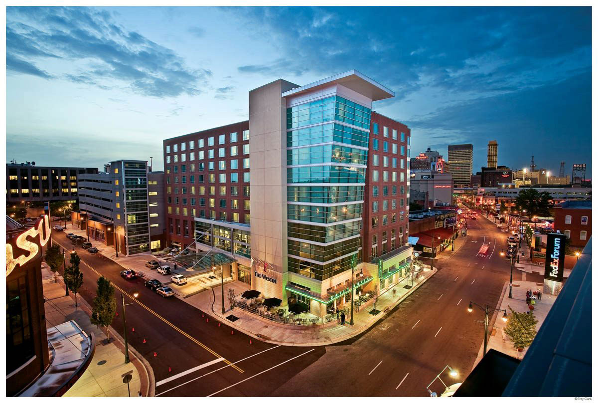 Memphis Hotels Downtown Memphis Hotels