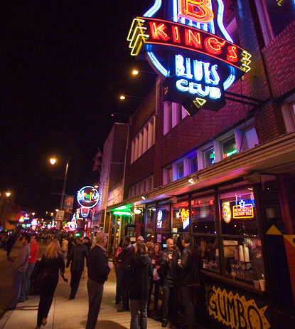 Memphis Nightlife