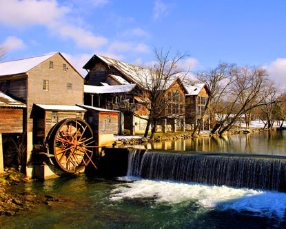 Pigeon Forge Tn Attractions Tourist Attractions In