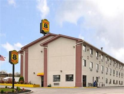 Super 8 Motel   Johnson City