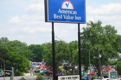 Americas Best Value Inn   Chilhowee Park