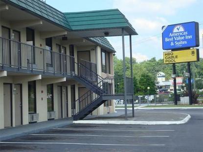 Americas Best Value Inn & Suites   Knoxville West