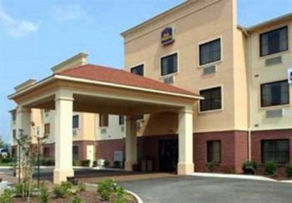 Best Western Strawberry Inn & Suites