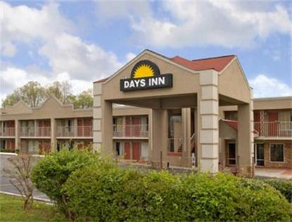 Knoxville Days Inn  West/Lovell Rd