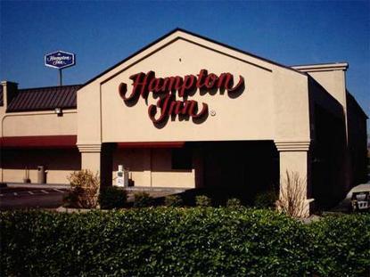 Hampton Inn Manchester