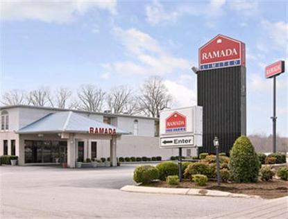 Ramada Limited Manchester Tn