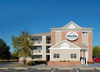 Suburban Extended Stay Bartlett   Memphis
