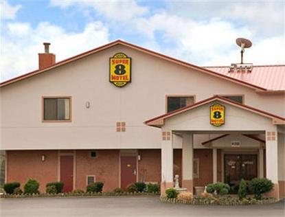 Super 8 Motel   Morristown