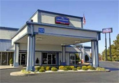 Howard Johnson Express Inn   Murfreesboro