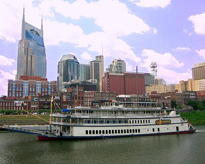 General Jackson Boat Tour
