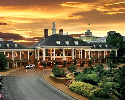 Gaylord Opryland hotel - 10 Hotel Terbesar dan Termegah Di Dunia - www.simbya.blogspot.com