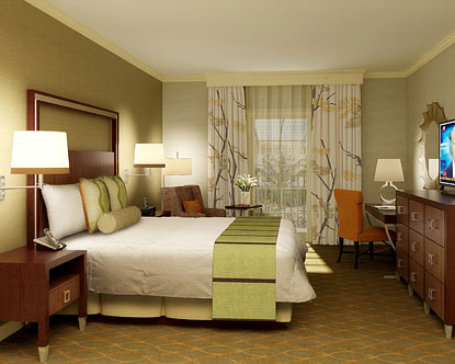 Nashville Luxury Hotels