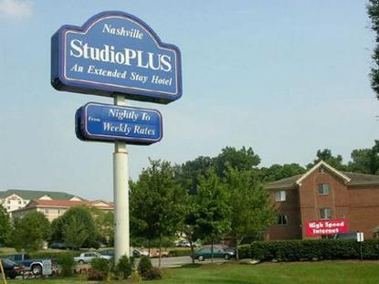 Studio Plus Nashville   Airport