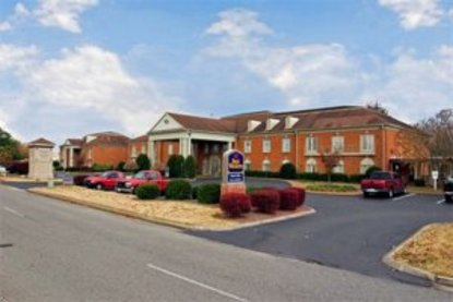 Best Western Spring Hill Inn And Suites