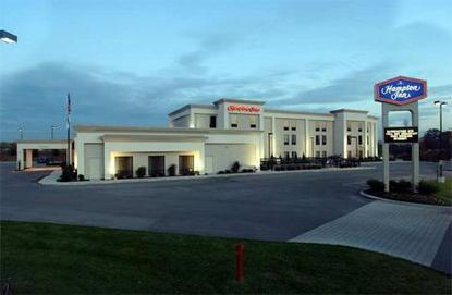 Hampton Inn Springfield, Tn