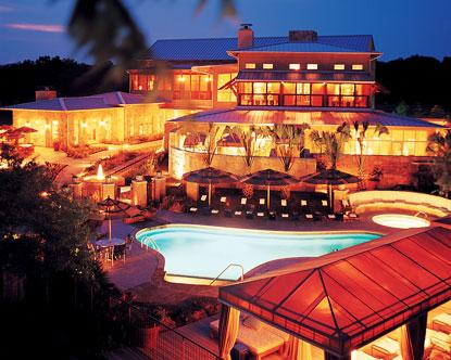 Lake Austin Spa Resort Spa And Resort In Austin