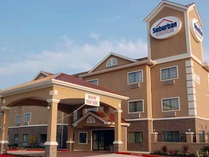 Suburban Extended Stay Baytown