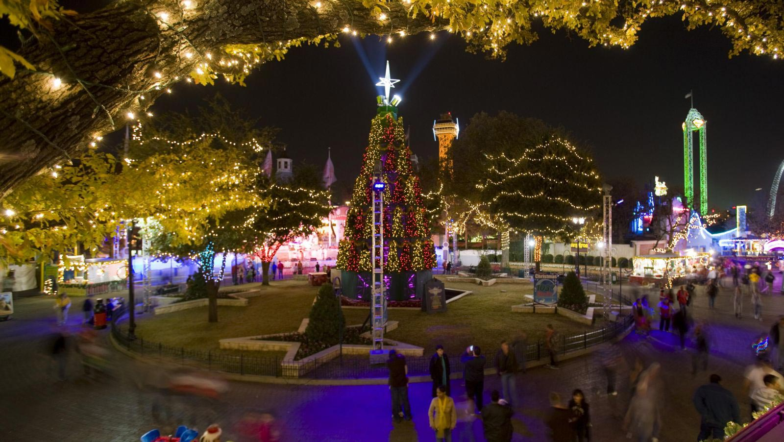 Dallas Christmas Events