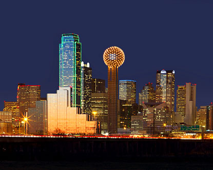 Dallas Skyline Virtual Tour