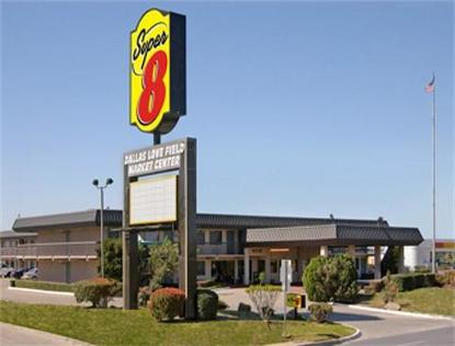 Super 8 Motel Dallas/Love Field/Mkt Ctr. Area