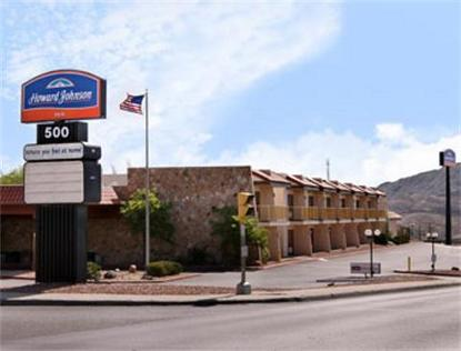 Howard Johnson Express Inn El Paso Tx