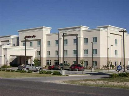 Hampton Inn Fort Stockton, Tx