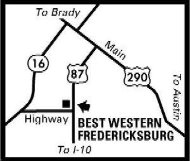 Best Western Fredericksburg