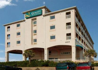 Quality Inn And Suites Galveston