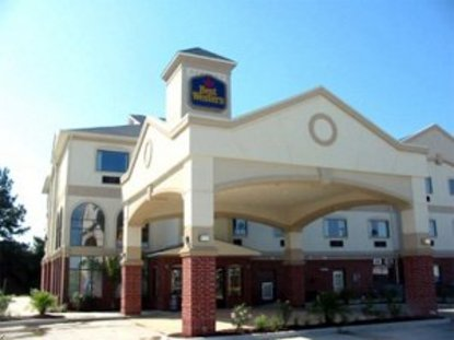 Best Western Sam Houston Inn & Suites