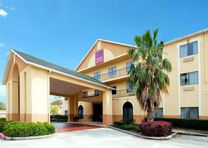 Comfort Suites Intercontinental Plaza