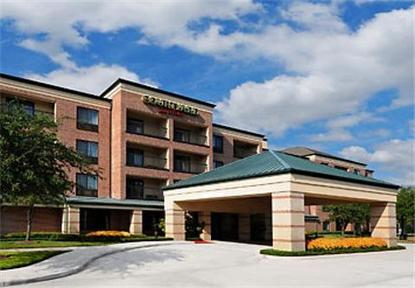 Courtyard By Marriott Houston Nw