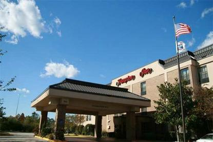 Hampton Inn Houston Willowbrook Mall