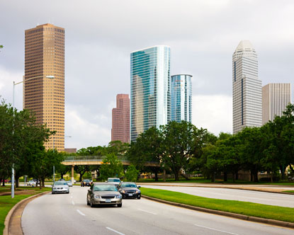 Houston Car Rental