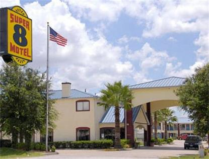 Super 8 Motel   Houston
