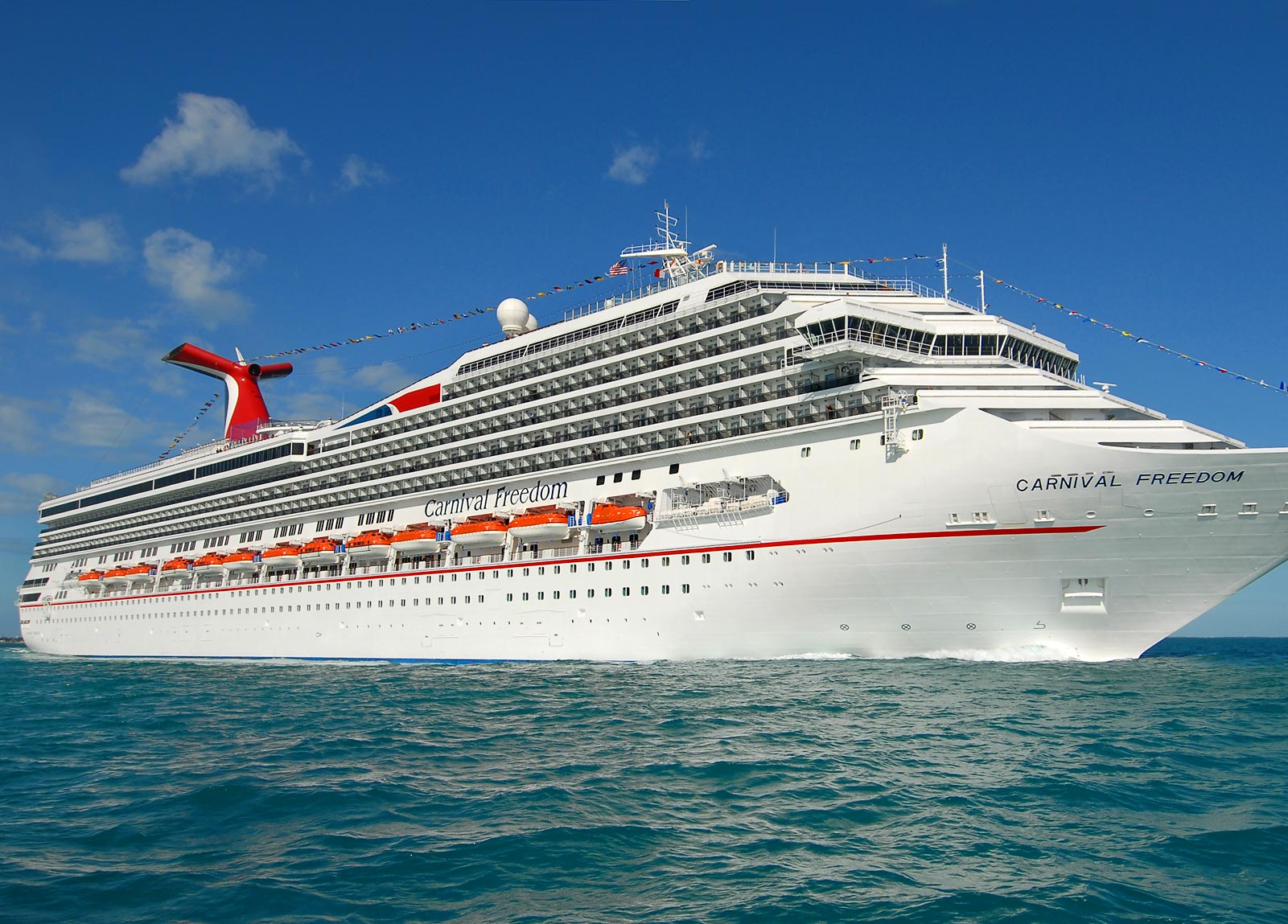 Carnival Cruises from Galveston - Cheap Carnival Cruise in ...