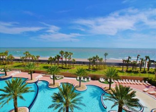 Galveston Beach Hotels