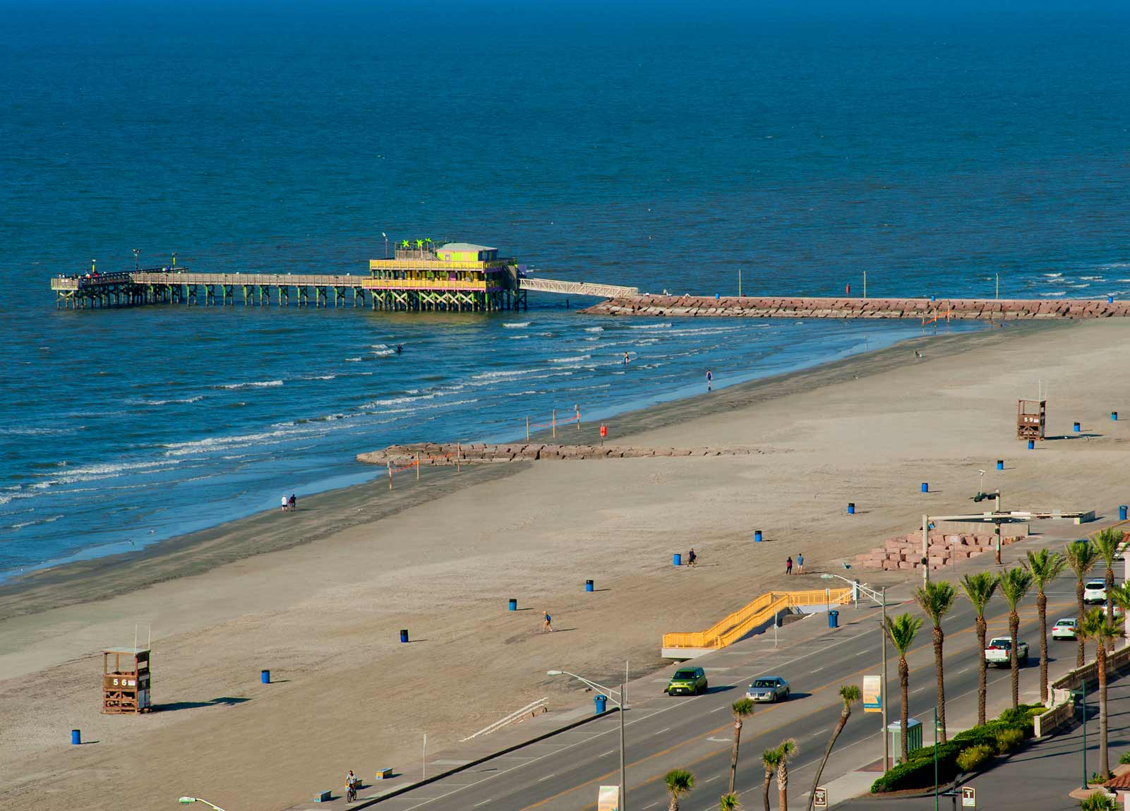 Best Galveston Beach Spots