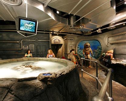 Houston Texas Aquarium Aquaria Central