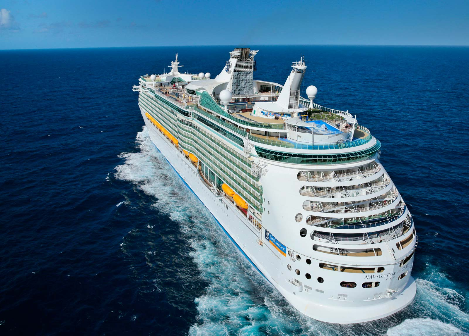 Royal Caribbean Cruises From Galveston, Galveston Last