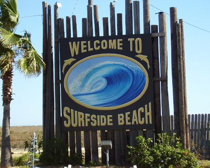 Surfside Beach Texas