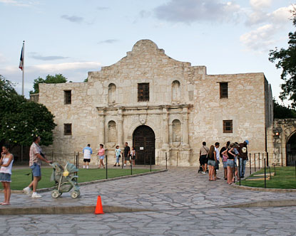 The Alamo History Of The Alamo Battle Of The Alamo