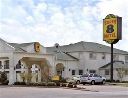 Super 8 Motel   Palestine