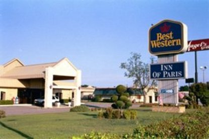 Best Western Inn Of Paris