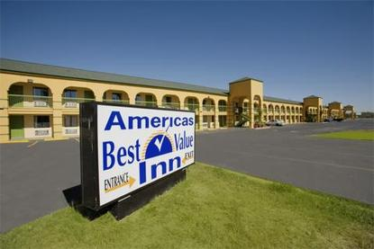 Americas Best Value Inn San Antonio(Sbc Center/Fort Sam Houston)