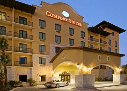 Comfort Suites Alamo Riverwalk San Antonio Deals See