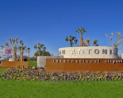 San Antonio Airport Shuttles San Antonio Airport