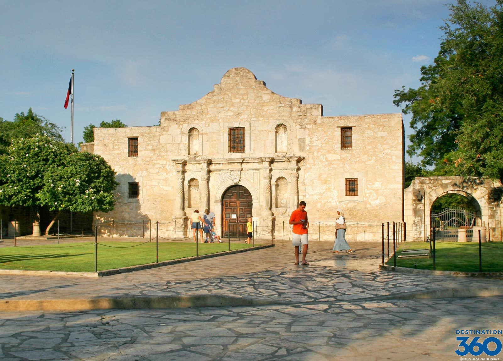 The Alamo Virtual Tour