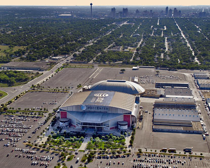 At Amp T Center San Antonio San Antonio Spurs