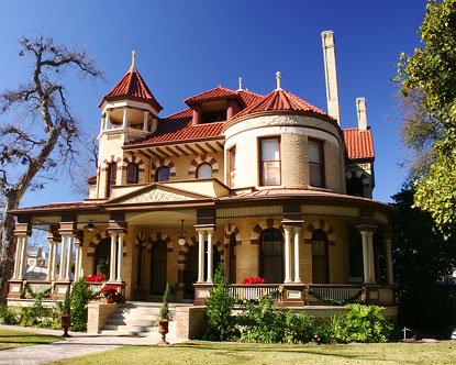 King William Historic District San Antonio Historic District