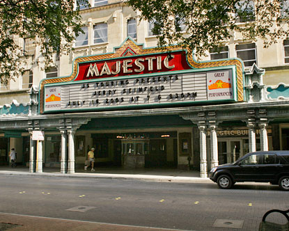 Majestic Theater San Antonio